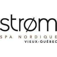 Strom Spa Nordique Vieux-Québec logo