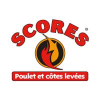 Scores  logo Restauration hotellerie emploi