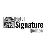 Hotel Signature Quebec logo Hôtellerie hotellerie emploi