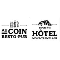 Hotel Mont-Tremblant - Resto Pub Au coin logo