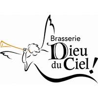 Microbrasserie Dieu du Ciel! logo Restauration hotellerie emploi