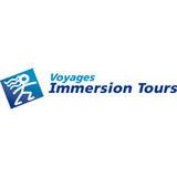 Voyages Immersion Tours logo Tourisme hotellerie emploi