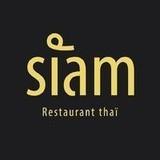 RESTAURANT SIAM logo