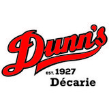 Dunn's Famous Decarie logo Food services Foods hotellerie emploi