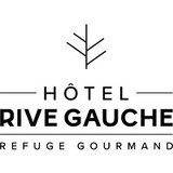 Hôtel Rive Gauche - Refuge Gourmand logo Hôtellerie hotellerie emploi