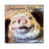 Boulangerie artisanale la P'tite Cochonne logo Restauration Alimentation hotellerie emploi