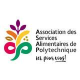 Association des services alimentaires de Polytechnique logo Restauration hotellerie emploi
