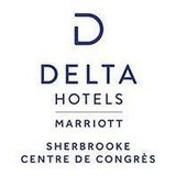 Delta Hôtels par Marriott - Sherbrooke, Centre de congrès logo
