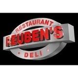 Reuben's Restaurant logo