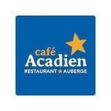 Café Acadien Bonaventure inc. logo
