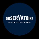 OBSERVATOIRE PLACE VILLE MARIE logo