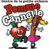 Centre de la petite enfance Pomme Cannelle logo Alimentation hotellerie emploi
