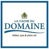 La cache du Domaine logo Hôtellerie Restauration Tourisme Événements Alimentation Attractions hotellerie emploi