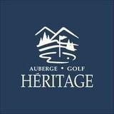 Auberge et Club de Golf Héritage logo Restauration hotellerie emploi