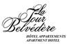 La Tour Belvédère logo Hospitality hotellerie emploi