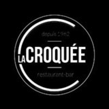 Restaurant-Bar La Croquée logo Restauration hotellerie emploi