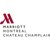 Marriott Montreal Chateau Champlain  logo