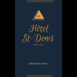 Hôtel St-Denis logo Hôtellerie hotellerie emploi