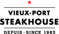Vieux-Port Steakhouse logo Hospitality Food services Tourism Events Foods Other Food Truck hotellerie emploi