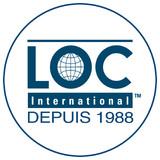LOC International logo Hospitality Administration hotellerie emploi