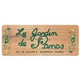 Restaurant Le Jardin de Panos logo Food services hotellerie emploi