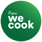 Repas We Cook logo Food services Foods COVID19 hotellerie emploi