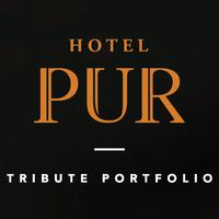Hôtel PUR, Québec, a Tribute Portfolio Hotel logo Hospitality Tourism hotellerie emploi