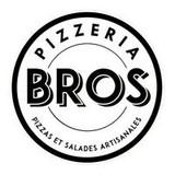Pizzeria Bros logo Restauration COVID19  hotellerie emploi