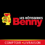 Les Rôtisseries Benny logo Food services COVID19 hotellerie emploi