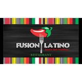Fusion Latino Restaurant logo Restauration Alimentation COVID19  hotellerie emploi