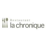 Restaurant La Chronique logo Restauration hotellerie emploi