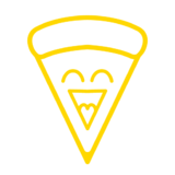 Attaboy, pizzéria de quartier logo Restauration Alimentation COVID19  hotellerie emploi