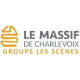 Le Massif de Charlevoix - Groupe Les Scènes logo Hôtellerie Restauration Tourisme Divers hotellerie emploi