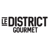 Le District Gourmet Ste-Foy logo Hôtellerie Restauration Événements Alimentation Divers hotellerie emploi