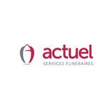 Actuel services funéraires logo