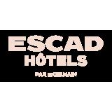 Hôtel Escad Quartier DIX30 logo Hospitality hotellerie emploi