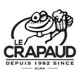 Le Crapaud Resto Bar logo Restauration hotellerie emploi
