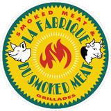 la fabrique du smoked meat logo Restauration hotellerie emploi
