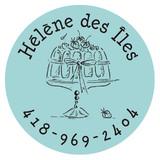 Pâtisserie Hélène des îles logo Alimentation hotellerie emploi