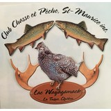 Club de chasse et pêche St-Maurice logo Restauration hotellerie emploi