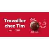 Tim Hortons logo Restauration hotellerie emploi