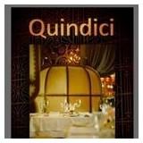 restaurant Quindici 15 logo