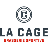 La Cage Brasserie Sportive Lévis logo Food services hotellerie emploi