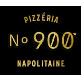 Pizzéria No.900 Peel logo
