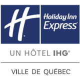 Holiday Inn Express Québec logo Hospitality Food services Foods hotellerie emploi