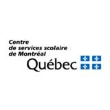 Centre de services scolaire de Montréal logo